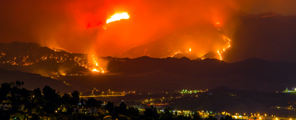 Social Work Disaster Assistance Fund Raises Money For California Wildfire Efforts