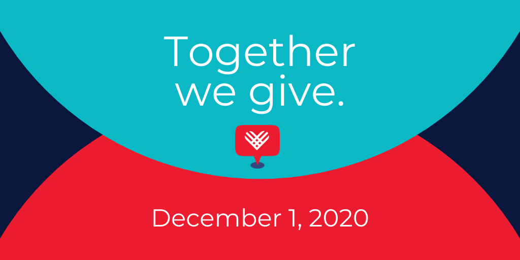 Together We Give: GivingTuesday December 1, 2020